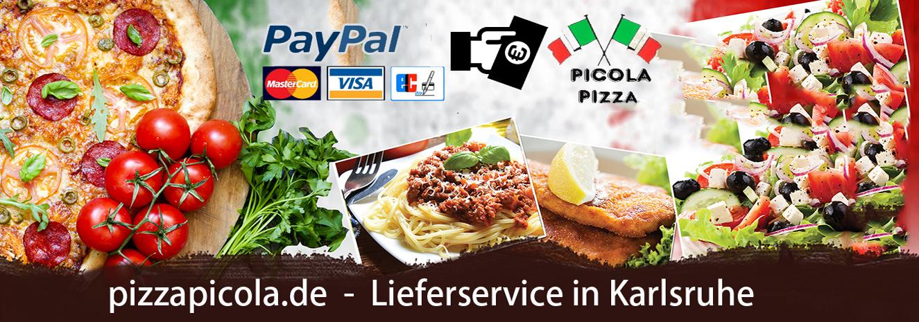 pizza Piccola Durlach